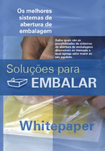 """Whitepaper """"Os melhores sistemas de abertura de embalagem"""""""