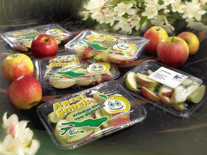 Embalagem frutas legumes verduras Multivac