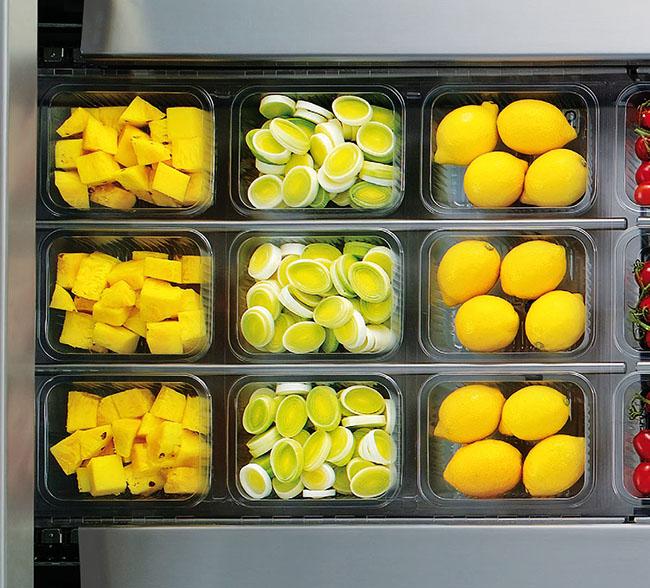 Embalagem frutas verduras legumes Multivac