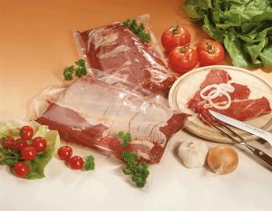 Embalagem idela para carne Multivac