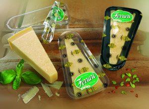 Embalagem individual queijo Multivac
