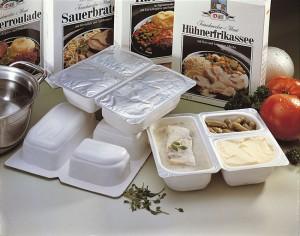 Embalagem para cozinhar Multivac