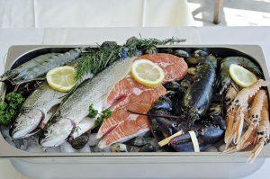 Embalagens para peixes Multivac
